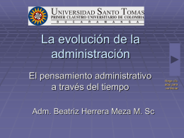 Proceso Administrativo - Miguelangel13's Blog | Just