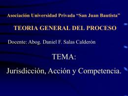 Proceso, Procedimiento, Juicio, Expediente y Litigio