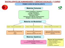 Oferta educativa Bto 2012-13