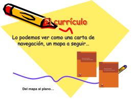El curriculo - Sinergia Educ y Cia. Ltda