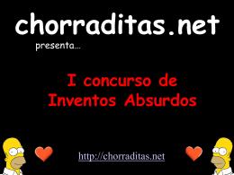 Inventos Chorras
