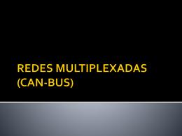 SISTEMAS DE REDES MULTIPLEXADAS