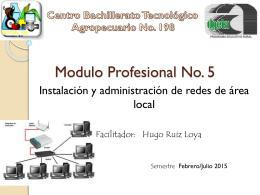 Modulo Profesional No. 5