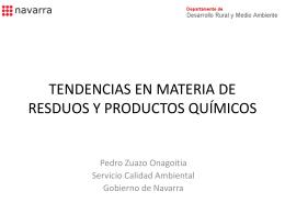 TENDENCIAS EN MATERIA DE RESDUOS Y PRODUCTOS …