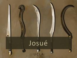 Josu&#233