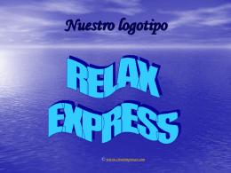 Relax Express - WEB EN MANTENIMIENTO