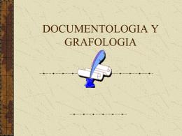 GRAFOLOGIA - Justicia Forense