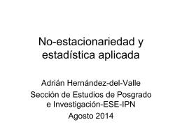Diapositiva 1 - Colegio Actuarial Mexicano