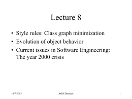 Lecture 8 - Home - Northeastern University