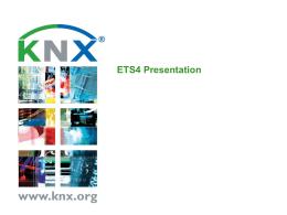 Status ETS4 10.09.08 - KNX Association