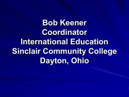 College & University Affiliations Grant