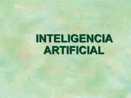 INTELIGENCIA ARTIFICIAL (AI)