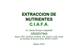 FERTILIZANTES CIAFA