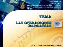 PowerPoint Template - MSc. Jeyling Alfaro Manzanares
