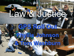 Law & Justice - GADOE Georgia Department of Education