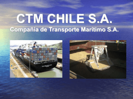 CTM CHILE S.A.