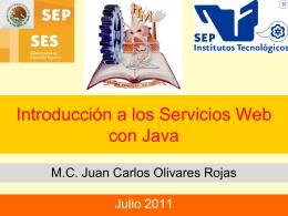 Servicios Web con Java