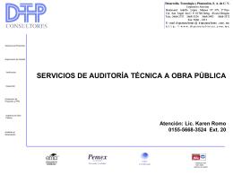 Diapositiva 1 - DTP Consultores