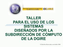 REGISTRO DE PROFESORES, GRUPOS Y ALUMNOS
