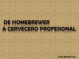 Diapositiva 1 - Somos Cerveceros