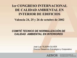 ESTRUCTURA DE ISO - SEGLA Innovacion en Calidad …