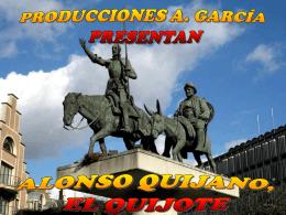 EL QUIJOTE - Jorge Capella Riera
