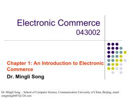 幻灯片 1 - 中国传媒大学 计算机学院 课程