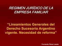 Diapositiva 1 - Colegio Notarial de Mendoza