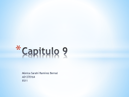 Capitulo 9