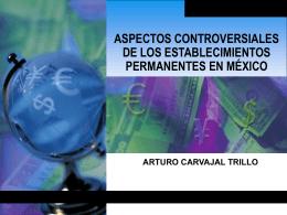 ASPECTOS CONTROVERSIALES EN MATERIA FISCAL DE …