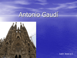 Antonio Gaud&#237
