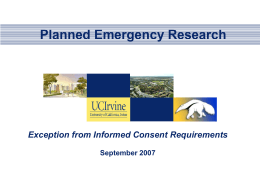 Click to add title - UC Irvine Office of Research Home Page