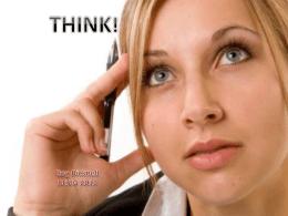THINK! - BESIG