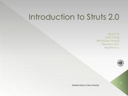 Struts 2 - Fudan University