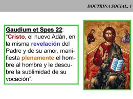 DOCTRINA SOCIAL, 1 - Somos Vicencianos