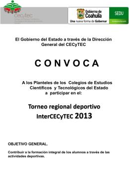 Diapositiva 1 - Sitio Oficial CECyTE COAHUILA