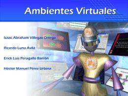 Ambientes virtuales