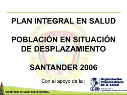 MODELO DE ATENCION INTEGRAL BASADO EN LA …