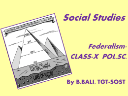 Social Studies - Kvsangathanectlt