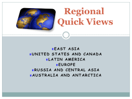 Regional: Quick Views - Augusta County Public Schools