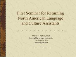 Actitudes hacia el uso del idioma nativo con estudiantes