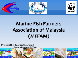 Aquaculture Status & Future Trends