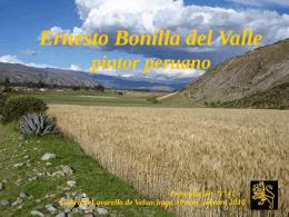 ERNESTO BONILLA DEL VALLE