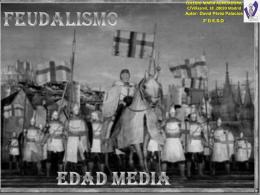 FEUDALISMODAVID