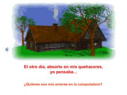 MIS AMORES - Diarios Izcallibur