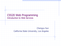 CS10 Java Programming Basic Language Features
