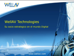 WellAV Technologies Introduction - Fiber