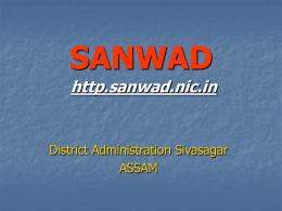 SANWAD