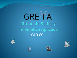 Greta GID 69 - Sociedad Galileana
