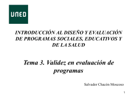 Validity of constructs obtained in Exploratory Factor